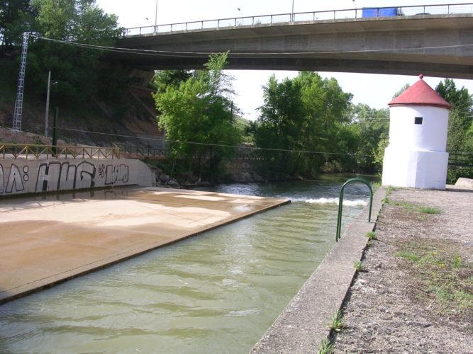 El Júcar es el río con menos caudal de toda España