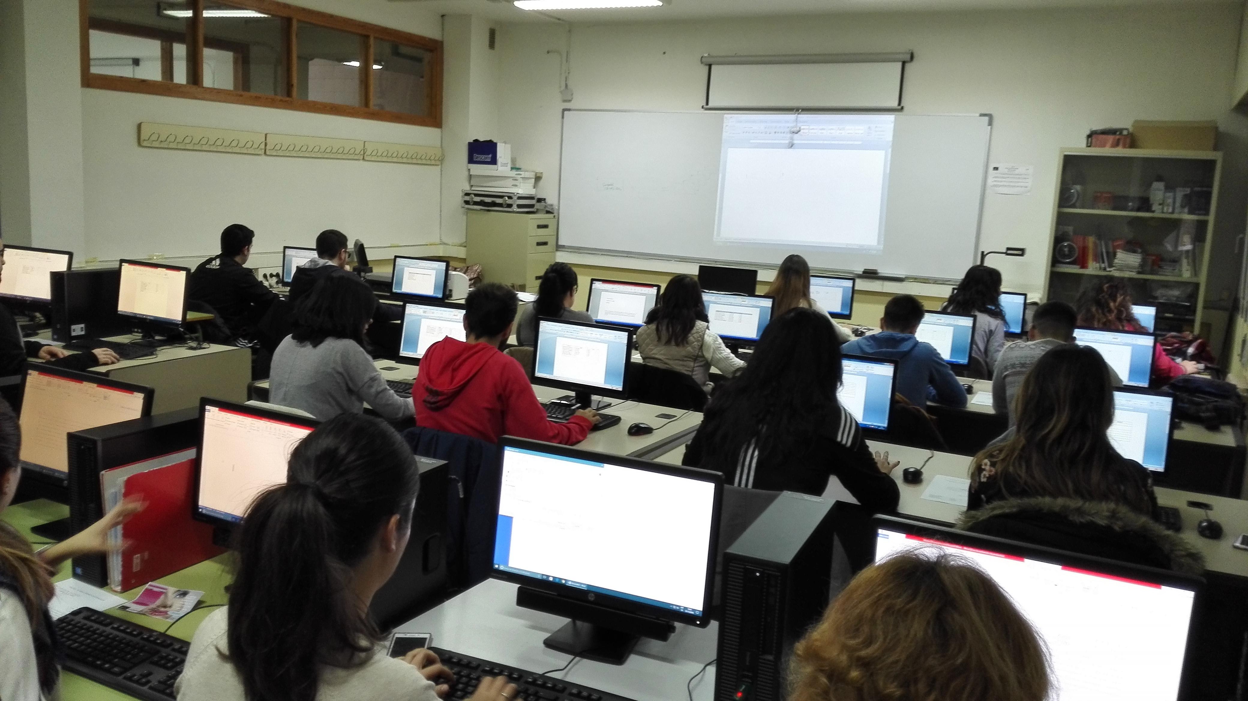 Educación Oferta Cinco Nuevos Ciclos Formativos De Fp En