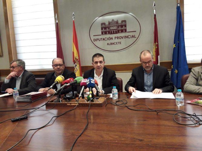 Cabañero espera tener aprobado el presupuesto de Diputación el próximo mes de enero
