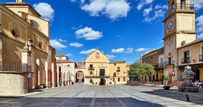 Chinchilla de Montearagón, seleccionado entre los 'Pueblos Mágicos de España'