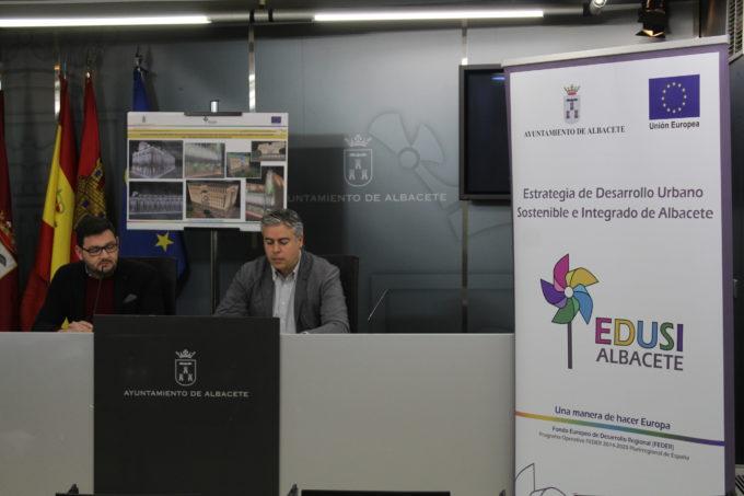 Tres edificios de Albacete estrenarán iluminación ornamental
