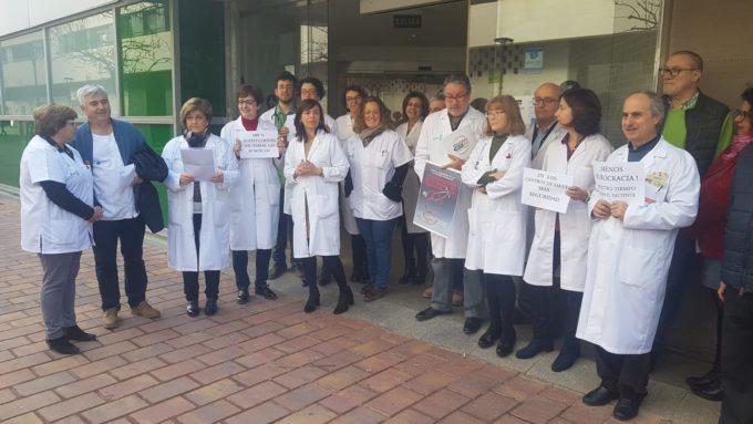 """""""Profundo malestar"""" entre los médicos de Atención Primaria que repetirán movilizaciones el 27 de febrero"""