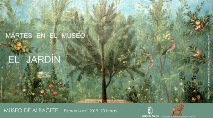 Los 'Martes en el Museo de Albacete' se centrarán hasta abril en un ciclo sobre 'El jardín'