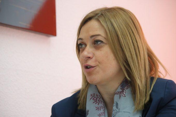 """Carmen Picazo: """"Nos podemos entender con cualquier partido, dentro de los límites constitucionales"""""""