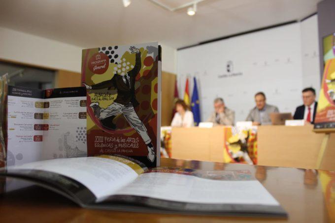 Albacete recibirá a 150 artistas en la XXIII edición de la Feria de Artes Escénicas de Castilla-La Mancha