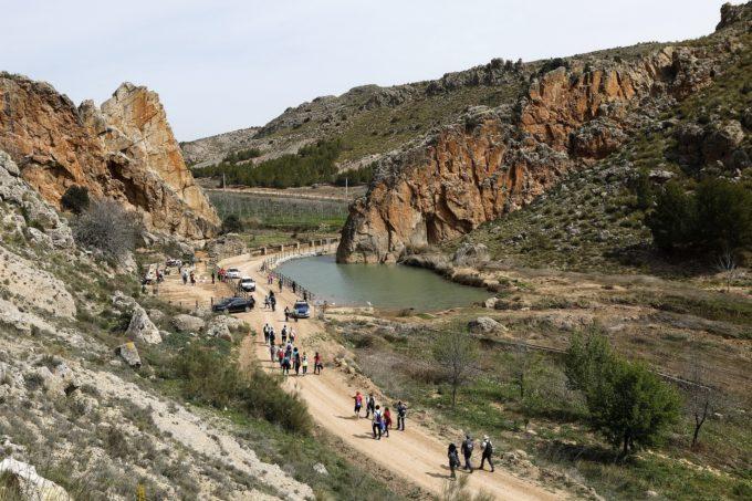 Un recorrido por la 'Ruta del Galayo' en Fuentealbilla