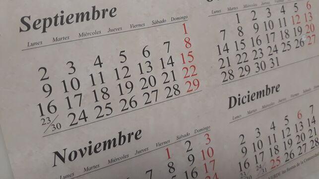 Calendario De Hacienda 2020.Este Es El Calendario Inicial De Fiestas Laborales Para 2020