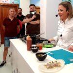Teresa Gutiérrez participa en un recetario con la aceituna como ingrediente principal