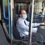 Albacete recibe 720.000 euros para paliar la caída de ingresos por COVID en los autobuses en 2020