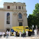 Inician la limpieza de 71 centros educativos de la provincia de Albacete