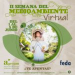 Agesam convoca la II Semana del Medioambiente de manera Virtual