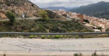 Liétor, carretera, Diputación