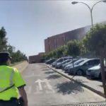 Declarado un incendio en el hospital de Hellín, que obliga a desalojar a 150 pacientes