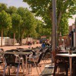 Las Tascas del Paseo de la Feria podrán abrir sus puertas al público entre el 15 de junio y el 30 de septiembre