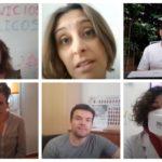 VÍDEOS | Los trabajadores sociales reivindican su labor durante la pandemia