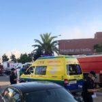 """Page anuncia un Plan de Renovación del Hospital de Hellín """"más grande de lo previsto"""", tras el incendio de mayo"""