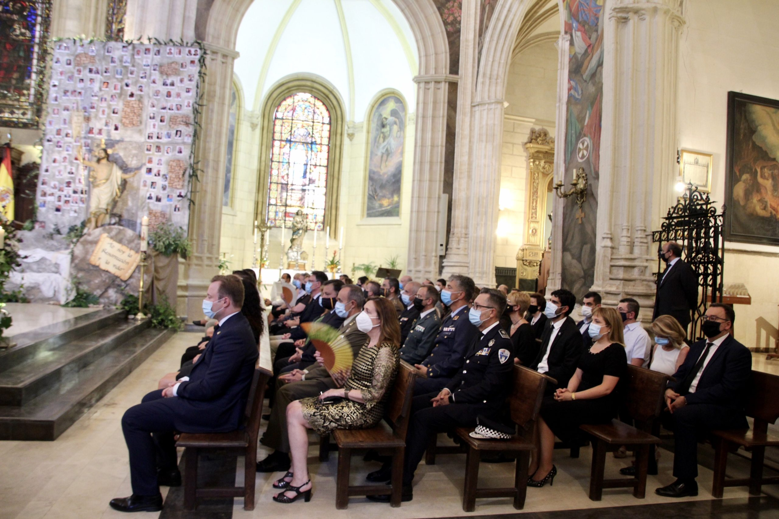misa catedral COVID-19