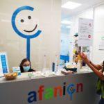 Afanion retoma su actividad presencial en Albacete