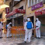 """Las 36 pruebas PCR que se han realizado en el brote de la Calle Baños """"muestran poca carga vírica"""""""