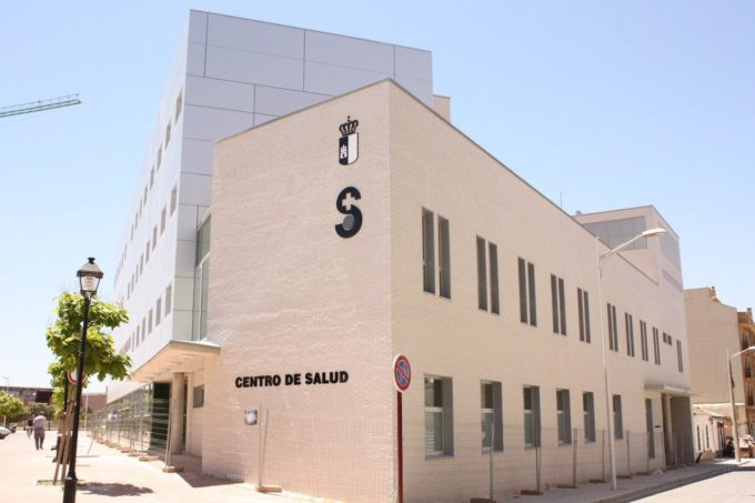 Centro de Salud Zona 8