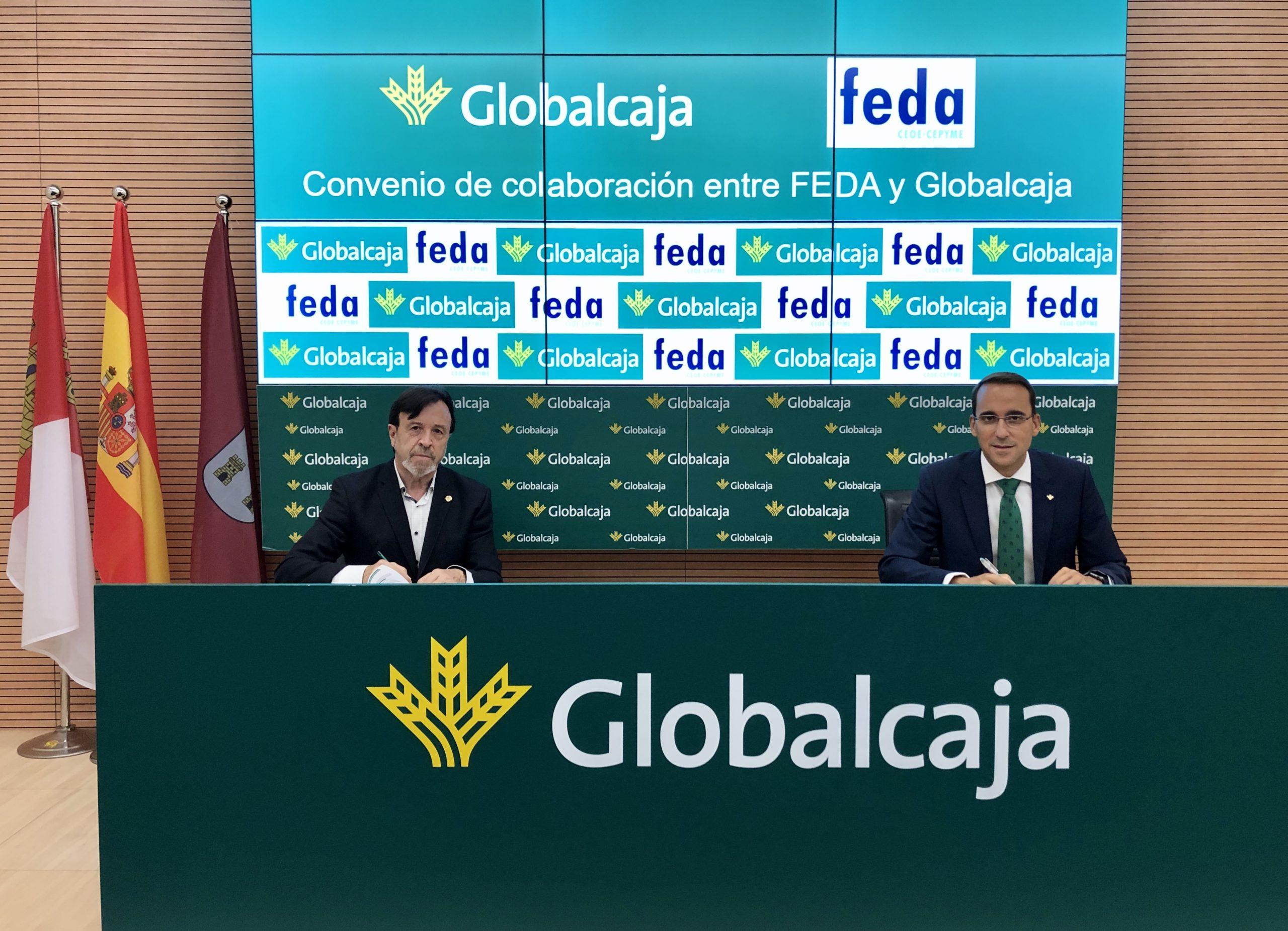 convenio FEda Globalcaja