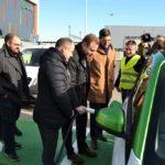 El Ayuntamiento de Albacete instalará seis puntos de recarga para vehículos eléctricos del parque móvil municipal