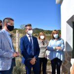 Cabañero visita las mejoras acometidas en Férez y Socovos en el marco de la Edusi del Área Funcional de Hellín