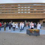 Nuevas protestas de personal sanitario en Albacete para reclamar más inversión, más profesionales y más medios