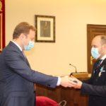 Rafael Marcos, condecorado con la orden del Mérito Civil por su labor en las disciplinas del Protocolo y Ceremonial
