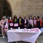 FOTO GALERÍA| Albacete se une en el Día Mundial de la Lucha contra el Cáncer de Mama