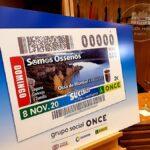 La ONCE dedicará su cupón del 8 de noviembre al gentilicio de Osa de Montiel