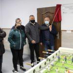 Hoya Gonzalo inaugura el Centro Joven de la localidad