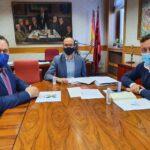 La Diputación colaborará con ADECA en el impulso de una campaña de digitalización de PYMES