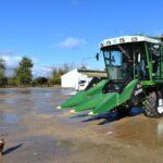 El ITAP de la Diputación de Albacete adquiere una nueva cosechadora de ensayos destinada a la experimentación en sus campos