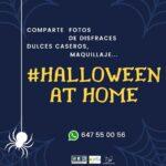 'Halloween at home', el Ayuntamiento de Hellín pone en marcha una iniciativa para compartir este día de manera online