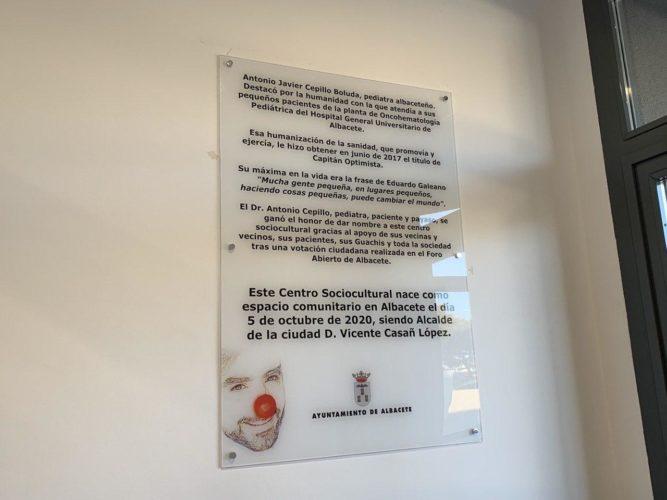 Centro Sociocultural Doctor Antonio Cepillo