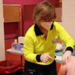 La vacunación al grupo entre 30 y 39 años comienza este lunes en Castilla-La Mancha