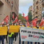La mediación para la huelga de Geacam termina sin acuerdo: trasladarán las protestas a la campaña de extinción