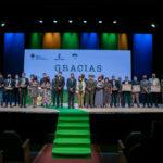 Varias iniciativas y empresas albaceteñas, homenajeadas en los Premios Regionales de Medio Ambiente