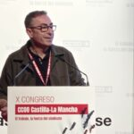 Paco de la Rosa, reelegido secretario general de Comisiones Obreras Castilla-La Mancha