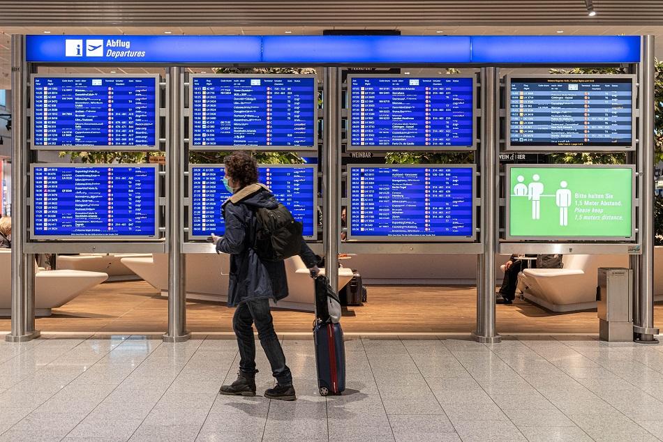 aeropuerto mascarilla