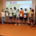 El IES Albasit de Albacete, ganadores regionales de la Olimpiada 'Ingeniería en la Edificación: construyendo con ingenio'