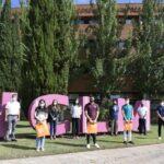 El universitario Daniel Ballesteros y el estudiante de Secundaria Santiago Atiénzar ganan el Juego de Bolsa de la UCLM