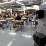 Aprueban el 95,68 % de los estudiantes presentados a la EvAU en Albacete