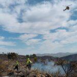 Controlado el incendio forestal en Liétor