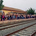 Junta y Ayuntamiento de Hellín, unidos para frenar la suspensión de la línea de tren Chinchilla-Cartagena
