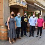 Los hosteleros de Villarrobledo podrán ampliar las terrazas en días de alta afluencia