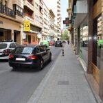 Cambia el sentido de circulación en la calle Salamanca de la capital albaceteña