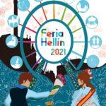 La Feria de Hellín inaugura la 'nueva normalidad' sin límite de aforos y horarios