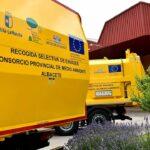 Reciclar se ha convertido en una práctica más en el día a día de la sociedad albaceteña